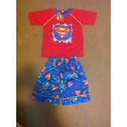Superman - Size 6 - PJs