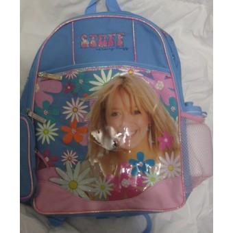 """Backpack - """"Stuff"""" Hilary Duff"""