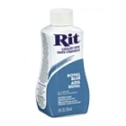 RIT Liquid Dye 8 fl oz (236ml) - Royal Blue