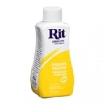 RIT Liquid Dye 8 fl oz (236ml) - Golden Yellow