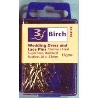 Wedding Dress & Lace Pins