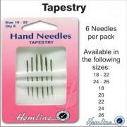 Hand Needles - Tapestry 18-22