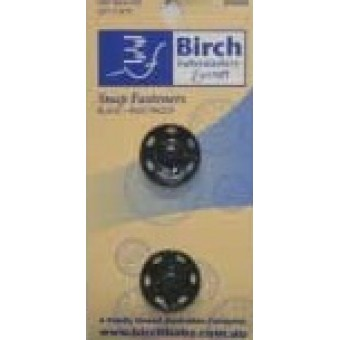 Snap Fasteners - Nickle - 18mm x 2