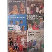 Kwik Sew Pattern Books