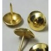 Upholstery Tacks - Gold