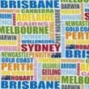 Cities of Australia