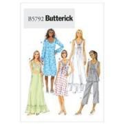 Butterick - B5792