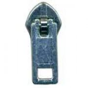 Zipper Slides - Silver