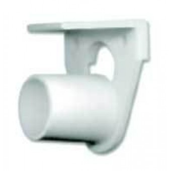 Muslin Bracket - 2 piece white