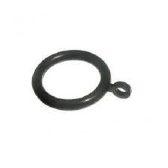 Rings - 28mm Decorative - Black