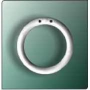 Split Ring - Plastic 33mm