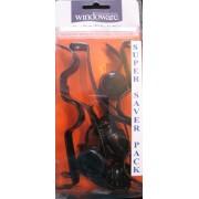 16mm Starter Kit Double Black
