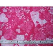 Hearts by Timeless Treasures Fabrics #HEART-C6301