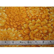 Dazzling Dahlias designed by Fabric Freedom, #F394