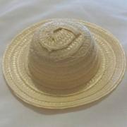 """Doll Sun Hat - 4"""""""