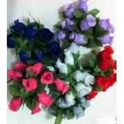 Flowers - medium Amethyst