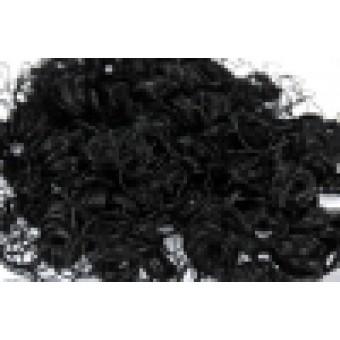 Doll hair - Black
